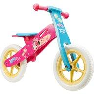Seven - Bicicleta din lemn fara pedale 12 Minnie