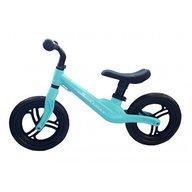 SkillMax - Bicicleta fara pedale 12 inch, inaltime reglabila, roti EVA, cadru magneziu, Albastru