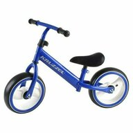 Kruzzel - Bicicleta fara pedale, 12 inch, cu lumini LED   MY2834