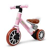 Ecotoys - Bicicleta fara pedale LC-V1307, Roz