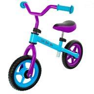 EURObaby - Bicicleta fara pedale Cool Baby Bike, Albastru, Mov