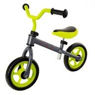 EURObaby - Bicicleta fara pedale Cool Baby Bike, Verde, Gri