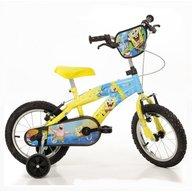 Dino Bikes - Bicicleta Sponge Bob 14