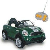 Biemme - Masinuta Mini Coupe 12V, Verde