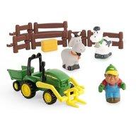 Biemme - Tractor cu incarcator Johnny deere