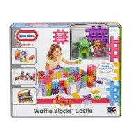 Little Tikes - Blocuri de constructie Castel