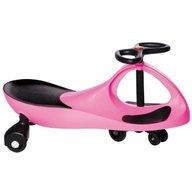 BoBoCar - Masinuta fara pedale cu roti din plastic, Pink