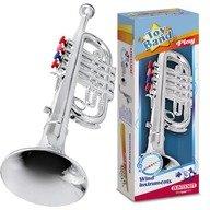 Bontempi - Trompeta argintie 37 cm