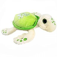 Keel Toys - Broscuta testoasa de plus Turtley Awesome 30 cm, Verde