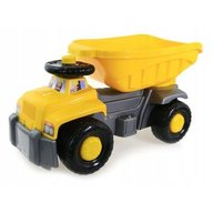 Super Plastic Toys - Camion basculant Carrier, Yellow