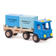 New Classic Toys - Camion cu 2 containere
