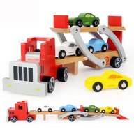 Topbright - Camion cu platforma auto