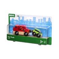 BRIO - Vehicul de lemn Camion , De tractare