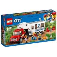 Lego - Camioneta si rulota