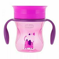 Chicco - Canuta  360 Perfect Cup, Girl, 12luni+