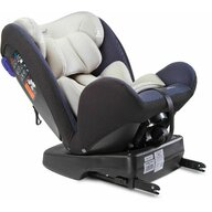 Caretero - Mokki Rear-facing 360 Isofix 0-36 Kg Navy