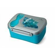Carl Oscar - Caserola Wisdom N'Ice Box, cu pastila de racire, Bleu