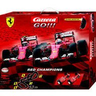 Carrera Go - Circuit cu masinute Red Champions