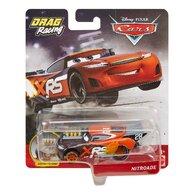 Mattel - Masinuta XRS de curse , Disney Cars , Metalica, Personajul Nitroade