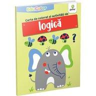 Editura Gama - Carte de colorat si activitati de logica