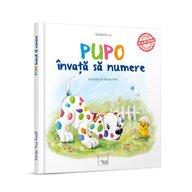 Pupo - Carte educativa  invata sa numere