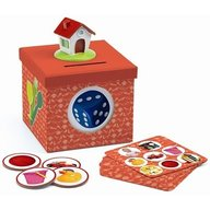 Djeco - Cartonase Obiecte casnice Kioukoi