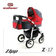 Adbor - Carucior 2 in 1  Zipp 2259-Z17/Bia