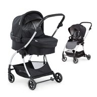 Hauck - Carucior 2in1 Eagle 4S, Black, Grey