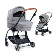 Hauck - Carucior 2in1 Eagle 4S, Melange, Grey