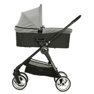 Baby Jogger - Carucior City Mini GT Sistem 2 in 1, Steel Gray Sand