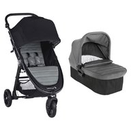 Baby Jogger - Carucior City Mini GT2, sistem 2 in 1, Slate