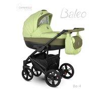 Camarelo - Carucior copii 2 in 1 Baleo 2019 Ba-4, Verde