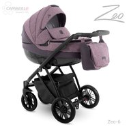 Camarelo - Carucior copii 2 in 1 Zeo zeo-6, Violet