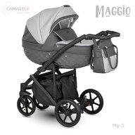 Camarelo - Carucior copii 3 in 1 Maggio Mg-5, Gri