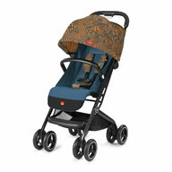GB - Carucior Qbit+ All Terrain Fashion Edition Atlantic, Orange
