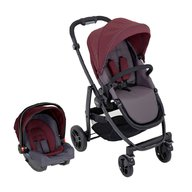 Graco - Carucior Evo 2 in 1 TS, Crimson