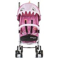 Chipolino - Carucior sport Ergo Pink baby dragon