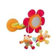 Brevi Soft Toys - Carusel Muzical Floare