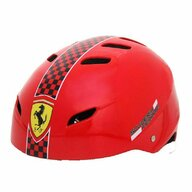 Mesuca - Casca Protectie Marimea S Ferrari, Rosu