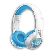 Bontempi - Casti audio Wireless, Cu conectare la telefon, Cu leduri, Albastru