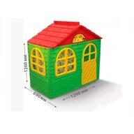 MyKids - Casuta de joaca  02550/13 Green/Red - Small