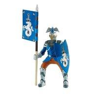 Bullyland - Cavaler Pentru turnir, Albastru