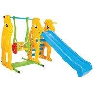 Pilsan - Loc de joaca Squirrel Slide and Swing