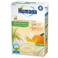 Humana - Cereale Fara Lapte, Orez Cu Dovleac, 200g, 6 Luni+