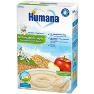 Humana - Cereale Cu Lapte, Hrisca Si Mar, 200g, 6 Luni+