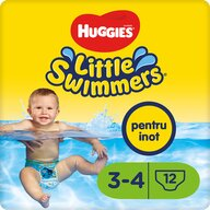 Huggies - Dory Little Swimmers (nr 3-4) 12buc, 7-15 kg