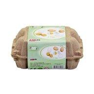 MamaMemo - Cofraj 6 oua de jucarie, din lemn,