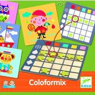 Djeco - Joc de logica Coloformix
