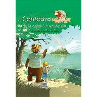 Carte cu povesti Comoara de la capatul Curcubeului