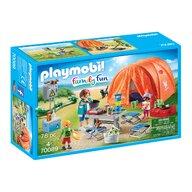 Playmobil - Cort camping